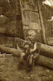 Martin Herbst als 2-jähriger.